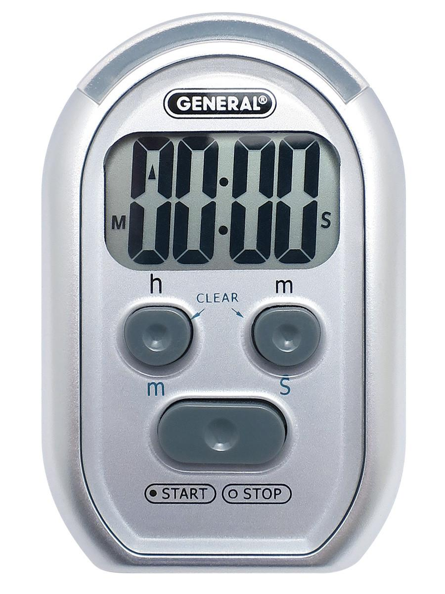 Amazon.com: General Tools TI150 3-in-1 Kitchen Timer - for Visually ...