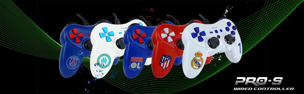 Mando controller para Nintendo Switch, con cable, Atlético De ...