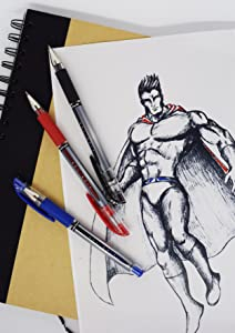 sketching pens