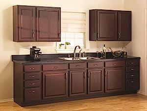 Rust Oleum 263231 Cabinet Transformations Small Kit Espresso House Paint Amazon Com