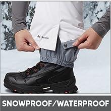 Snowproof / Waterproof
