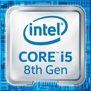 Processeur : Intel Core i5-8250U