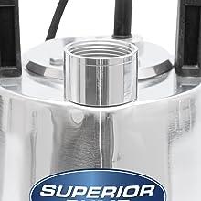 Superior 91592 Discharge