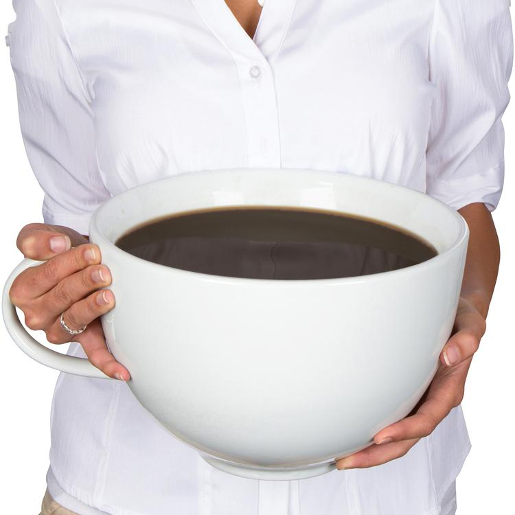 Image result for huge cup of coffee