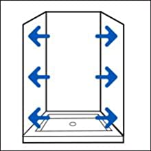 How to Measure Your Shower Space - Step 2