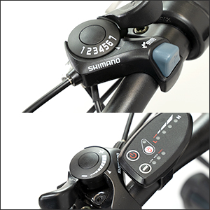 P.A.S. & GEAR SHIFTING