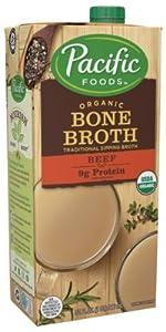 Organic Beef Bone Broth