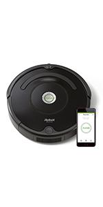 iRobot Roomba 615 - Robot aspirador para suelos duros y ...