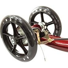 knee scooter wheels