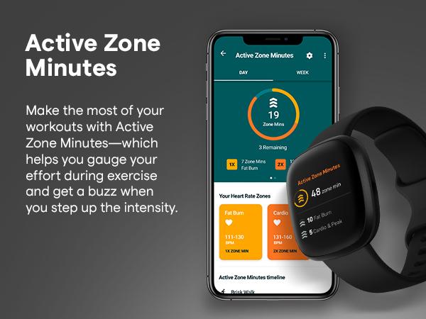 active zone minutes