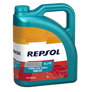 REPSOL ELITE TURBO LIFE 50601 0W-30