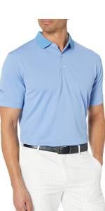 Men's Short Sleeve Opti-Shield 15 Ottoman Polo
