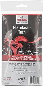 Nigrin Moto Bike Reinigungs Wachs Für Motorrad Wachspolitur Mit Lang Anhaltenden Abperleffekt 400 Ml Auto