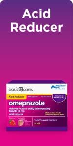 Acid Reducer Omeprazole orally disintegrating tablets