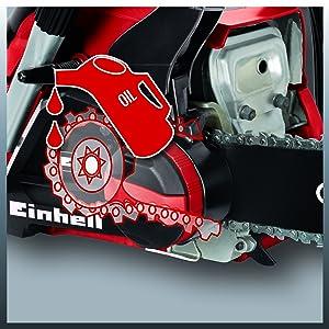 Einhell La motosierra de gasolina GC-PC 1335 I TC