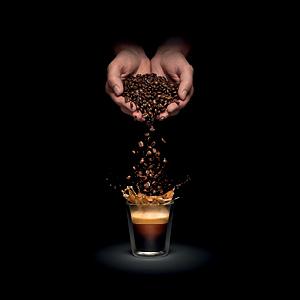 Miele CM 5300 coffee machine, aromatic system