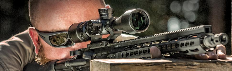 Nikon, P-TACTICAL RIFLESCOPES, Riflescopes, P-TACTICAL