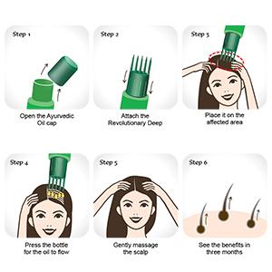 hair oil, ayurvedic hair oil, comb hair oil, oil shampoo combo, growth hair oil