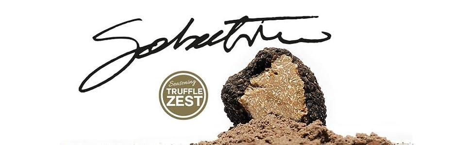 Sabatino Tartufi, sabor trufa, 1.76 onzas: Amazon.com ...