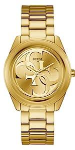 guess; guess watches; guess watch; guess logo; gtwist guess; womens watch; g twist watch