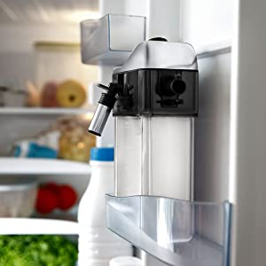 thermal milk jug DeLonghi PrimaDonna Elite
