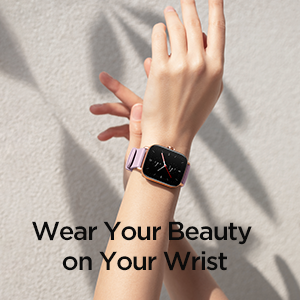 Wear Your Beauty on Your Wrist