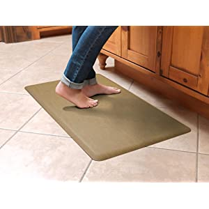 NewLife By GelPro Designer Comfort Kitchen Mat