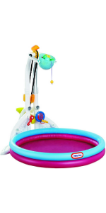 Little Tikes Fun Zone Drop Zone Ball Pit and Kiddie Pool