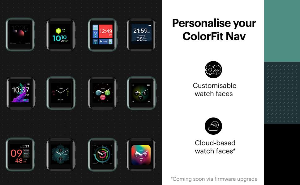ColorFit Nav