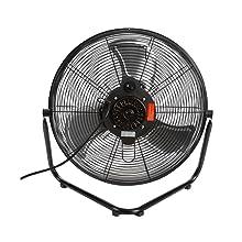 garage fan; high velocity fan