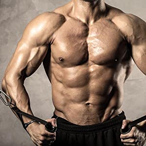 Builds Muscle, Not Bulk