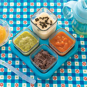 baby food storage, glass lunch containers, best food storage containers for baby, baby food cubes