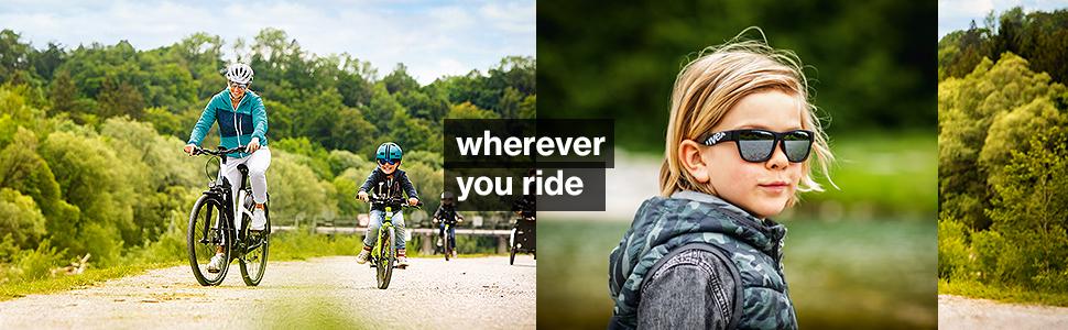 Image Uvex sportstyle 508 - Gafas de sol infantiles