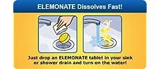 Amazon Com Walex Toi 61776 Elemonate Grey Water