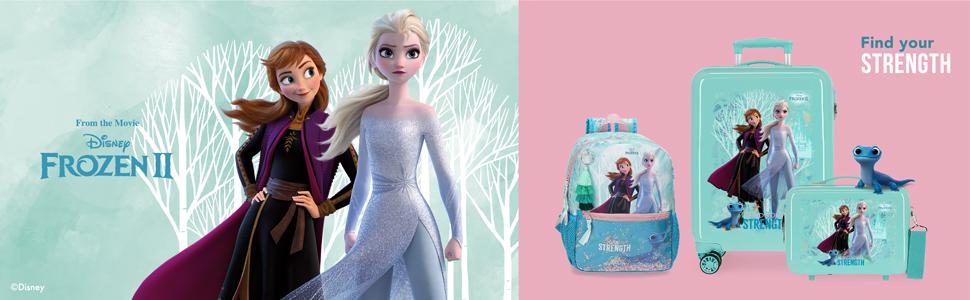 mochila infantil disney frozen 2