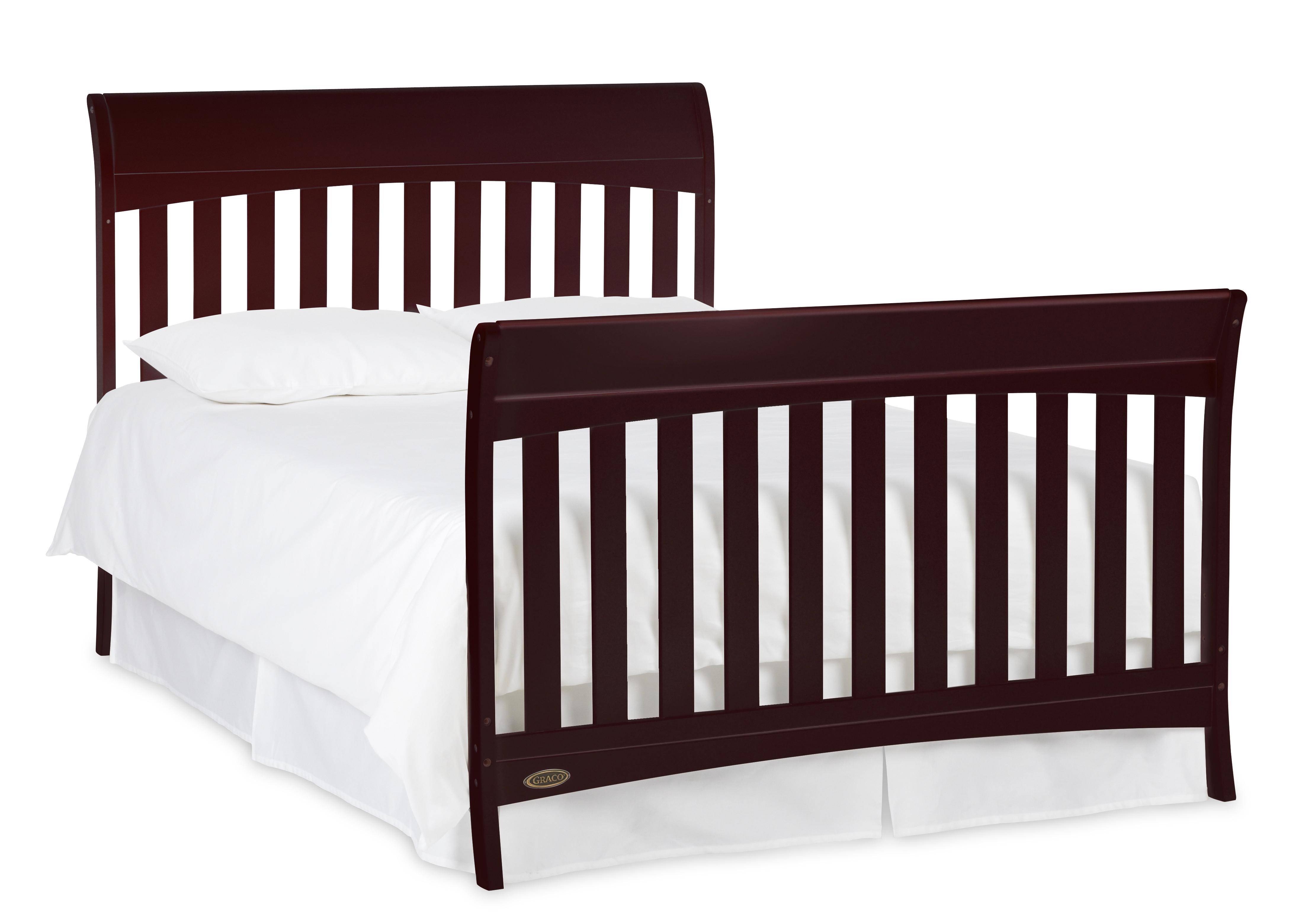 Graco Rory 4-in-1 Convertible Crib, Espresso: Amazon.ca: Baby