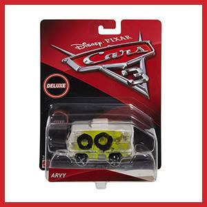 Cars 3 - Coche Deluxe Arvy (Mattel DXV91)