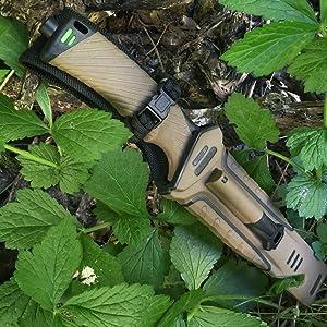Amazon.com: StatGear 99416 Surviv-All cuchillo para aire ...