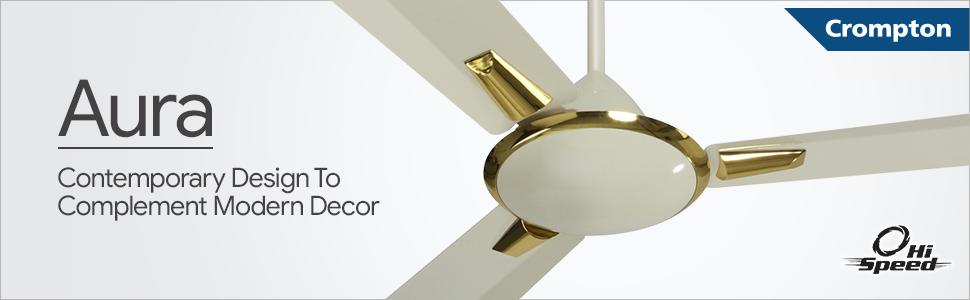 Crompton Ceiling Fan Aura