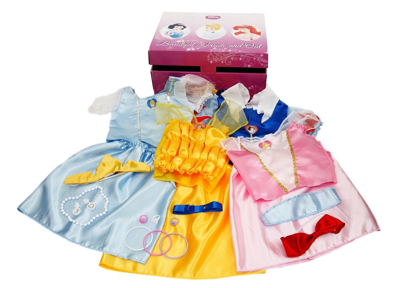 Amazon.com: Disney Princess Dress Up Trunk - Amazon ...