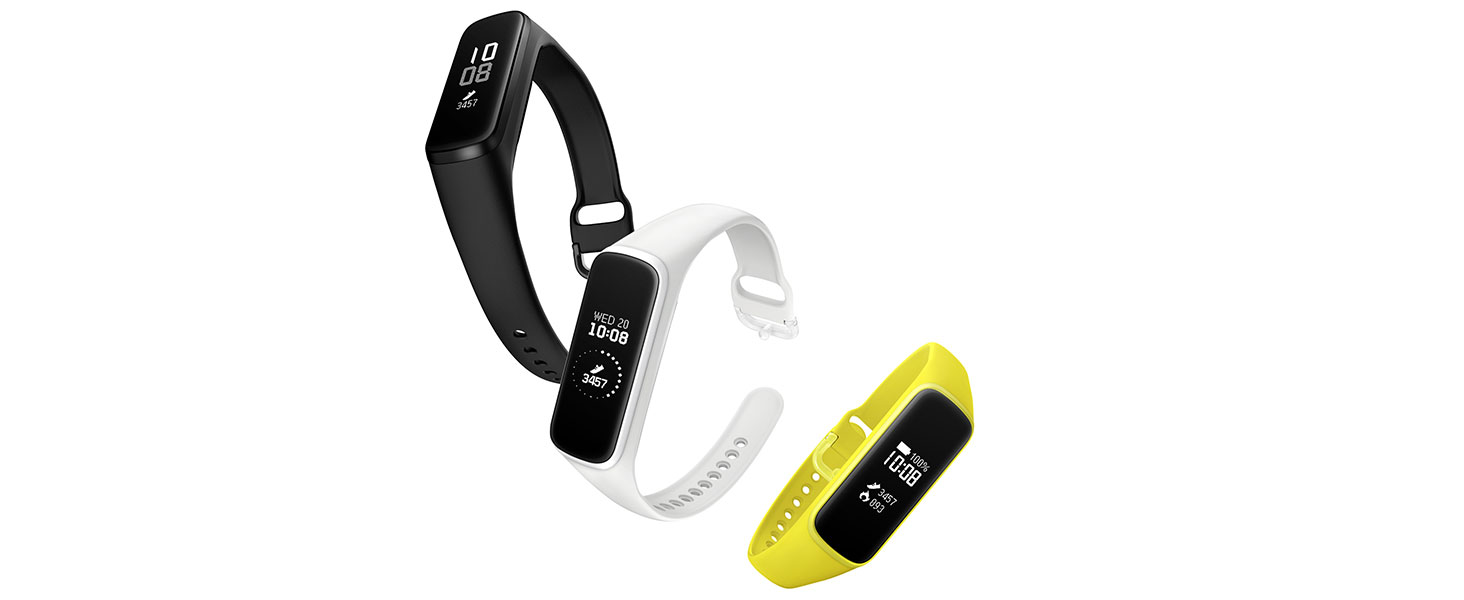 Samsung Galaxy Fit e - Smartwatch, color Amarillo