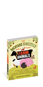 BAckyard Homestead Farm Animals