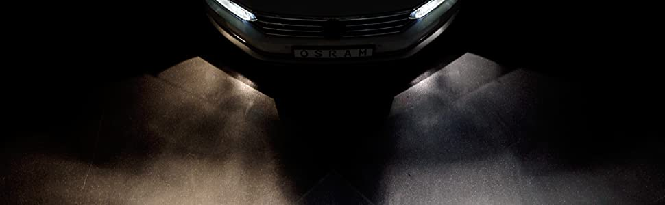 Osram 64176cbi Cool Blue Intense H15 Halogen Scheinwerferlampe 12v Faltschachtel 1 Stück Auto