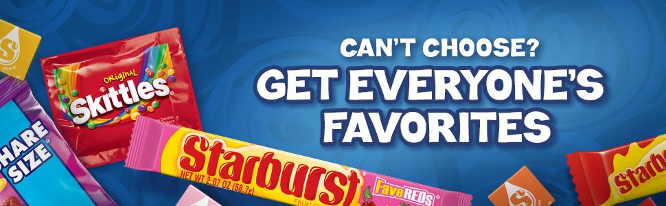 Can't choose? Get everyone's favorites.