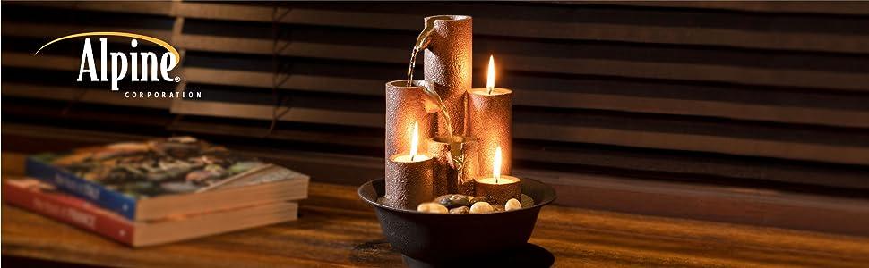 wct202,indoor fountain,alpine,outdoor fountain,decor, outdoor decor