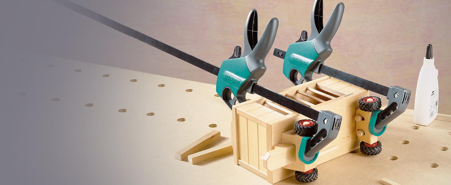 schnellspannsystem spannen mit einer hand spannkraft möbel reparieren türen setzen fenster einbauen
