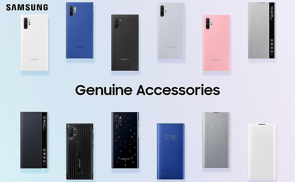 Note10 accessories KV