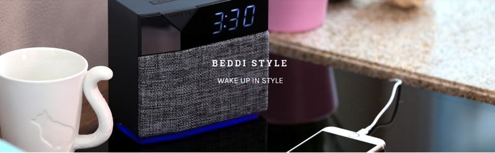 Amazon.com: Witti diseño beddi – Estilo | inteligente reloj ...