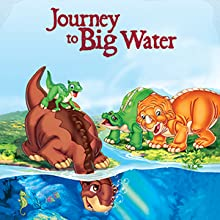 journey to big water, land before time, dvd, collection, movie, kids, animated, family, friends, box