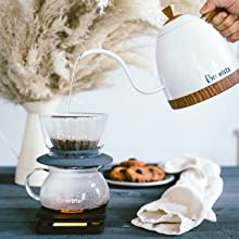 pour over scale, coffee scale